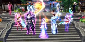 Võ Thánh –  Đánh thức thời kỳ hoàng kim game client MMORPG
