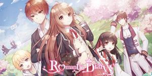 Romantic Diary: Pure love – Tựa game phối đồ phong cách Nhật dành cho các bạn nữ