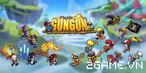 GunGun Online – Tìm hiểu hệ thống nhân vật