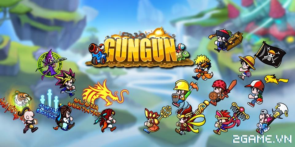 GunGun Online – Tìm hiểu mở khóa và tăng cấp độ nhân vật