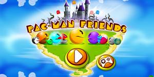 PACMAN Friends – Tựa game kinh điển đã có mặt trên Mobile