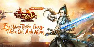 Game mới Thông Thiên Tây Du sắp ra mắt tại Việt Nam
