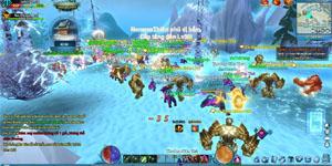 Game cài đặt Võ Thánh 3D chật vật đón nhận số đông game thủ vào chơi!