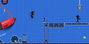 Eraser – Một sản phẩm game hành động giải đố màn hình ngang của Hiker Games