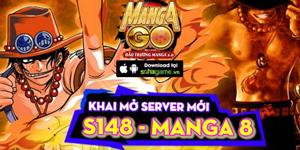 Tặng 415 giftcode game Manga GO