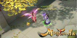Chơi thử game Mộng Thiên Hạ để tìm thấy sự mới lạ trong mô thức chơi
