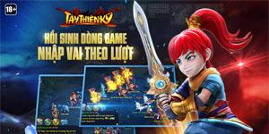 Tây Thiên Ký sẽ là dự án game nhập vai đầu tiên của Garena tại Việt Nam