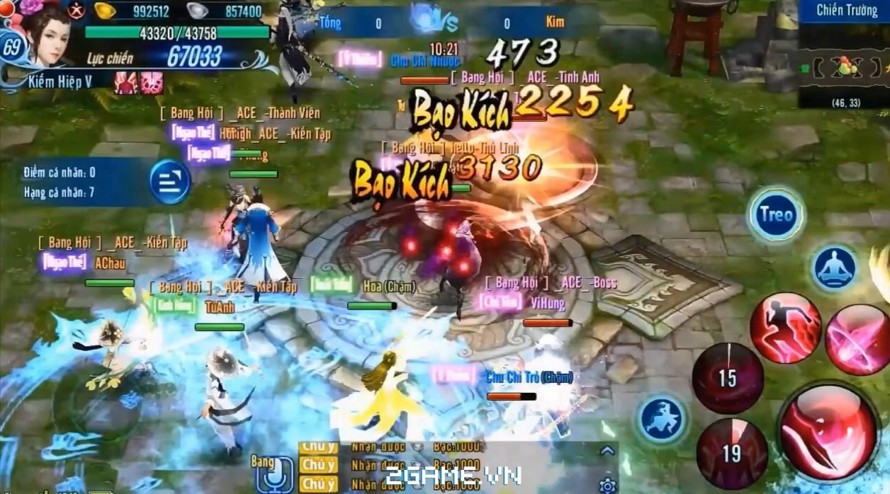 Võ Lâm Truyền Kỳ 1 mobile