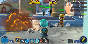 Game bắn súng Avatar Star bất ngờ được VTC Game hồi sinh