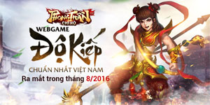 Soi nhanh webgame Phong Thần Chi Nộ trước thềm ra mắt tại Việt Nam