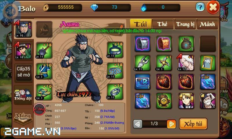 Hokage Mobile | XEMGAME.COM