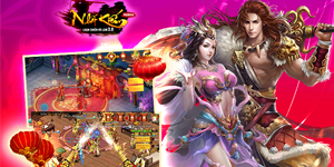 Tặng 500 giftcode game Nhất Kiếm Phi Thiên