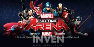 Marvel End Time Arena – MOBA đầu tay của hãng Marvel với cha đẻ game Đột Kích