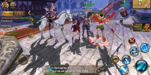 Chơi Phong Thần 3D làm mình nhớ tới mấy cái game nhập vai tiên hiệp trên PC quá!