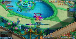 Vào game Già Thiên Ký bạn sẽ được thỏa sức Pk tự do, chinh phục thử thách khó