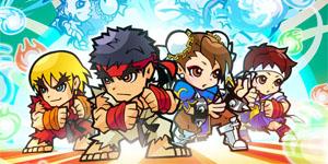 Street Fighter Puzzle Spirits – Khi huyền thoại đối kháng kết hợp xếp hình trên mobile