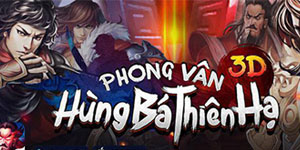 Tặng 1100 giftcode Phong Vân 3D mobile