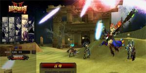 Ám Hắc II Manh Thần – Webgame nhập vai 3D lấy bối cảnh phương tây thú vị