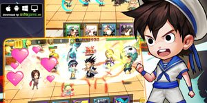 Tặng 570 giftcode game Manga Go