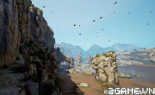 Nghịch Thủy Hàn - MMORPG võ hiệp có đồ họa siêu chân thực, đẹp hơn cả Thiên Dụ 0