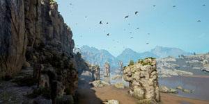 Nghịch Thủy Hàn – MMORPG võ hiệp có đồ họa siêu chân thực, đẹp hơn cả Thiên Dụ
