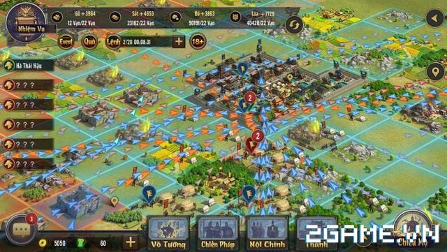 """Reign of Warlords – Cuộc cân não của các """"tay chơi"""" kiệt xuất về chiến thuật"""
