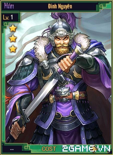 Reign of Warlords – Tìm hiểu Những Tướng 3 Sao Tốt Nhất