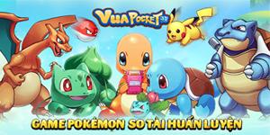 Vua Pocket 3D – Game chủ đề Pokemon thú vị sắp được Soha Game ra mắt