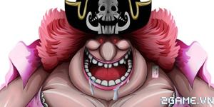Những nhân vật quái dị bậc nhất trong truyện One Piece