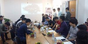 Hoa Sơn Luận Kiếm 3D tổ chức họp báo, tiết lộ nhiều tính năng ấn tượng
