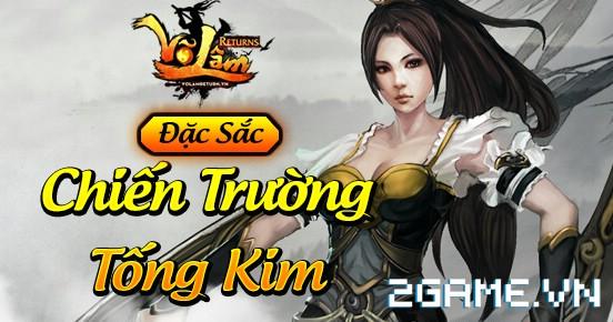 Võ Lâm Returns – Chiến trường Tống Kim