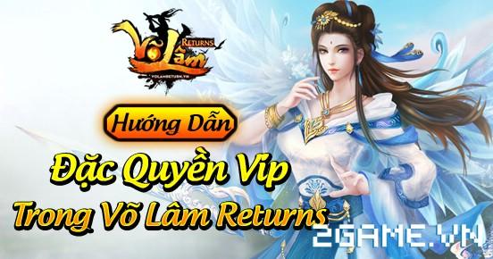 Võ Lâm Returns – Đặc quyền Vip