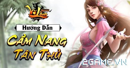 Võ Lâm Returns – Cẩm nang dành cho Tân thủ