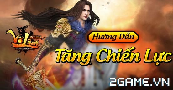 Võ Lâm Returns – Tăng chiến lực