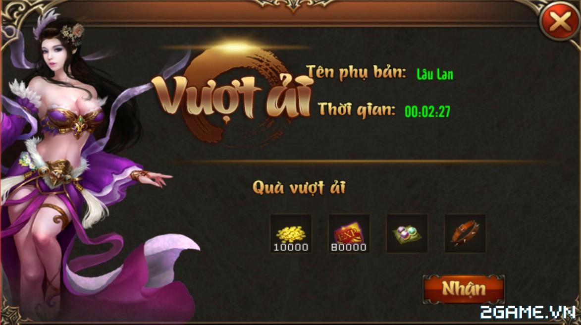 Võ Lâm Returns – Phụ Bản Lâu Lan Cổ Mộ