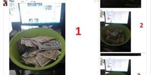 Hài hước: Các chủ quán net đua nhau khoe tiền…lẻ