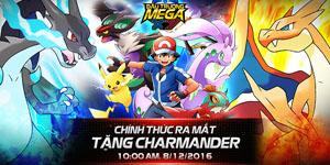 4 hệ Pokemon ngầu nhất quả đất trong game Đấu Trường Mega XY
