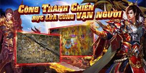 Loạn Chiến Sa Thành – Game nhập vai kinh điển ấn định ngày mở game tại Việt Nam