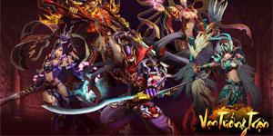 Webgame Vạn Tướng Trận cập bến Việt Nam
