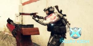 Game Xuất Kích đưa vũ khí Hoàng Xuân Vinh vào game