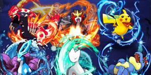 Trải nghiệm Đấu Trường Mega XY: Game Pokemon giản đơn nhưng đầy thú vị