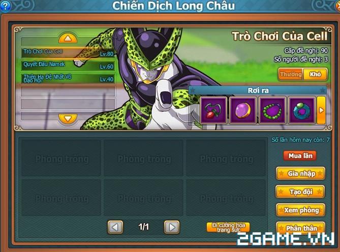 7 Viên Ngọc Rồng Web – Chiến dịch Long Châu