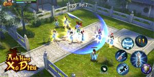 Anh Hùng Xạ Điêu 3D mobile bật mí về cơ chế chiến đấu đậm chất hành động