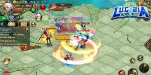 Lục Địa Huyền Bí mobile cho 3 server hỗn chiến ngàn người cùng lúc