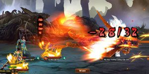Vô Song Chiến Ký – Webgame đánh theo lượt cho phép combo cùng lúc nhiều tướng cập bến Việt Nam