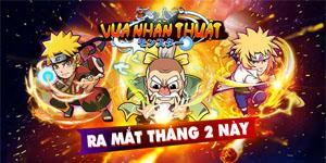 Vua Nhẫn Thuật mobile – Game chủ đề Naruto lối chơi nhẹ nhàng cập bến Việt Nam