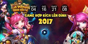 Bá Vương Tam Quốc mở trang chủ, hẹn đến tay game thủ Việt trong ít ngày nữa