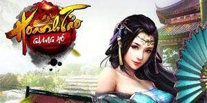 Hoành Tảo Giang Hồ 3D ra mắt trang chủ, ngày mở game đã cận kề
