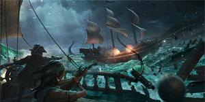 Gia nhập thế giới cướp biển ly kỳ cùng Sea of Thieves – Game bom tấn sẽ xuất hiện vào mùa hè này