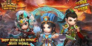 Bá Vương Tam Quốc chính thức Closed Beta, nhanh tay Hợp Kích cùng chiến nào các game thủ!